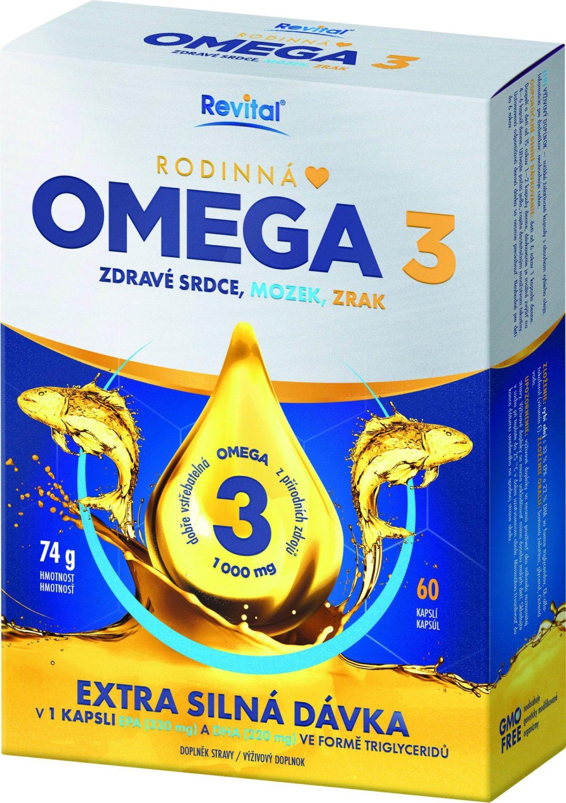 3D REVITAL OMEGA3 HR1