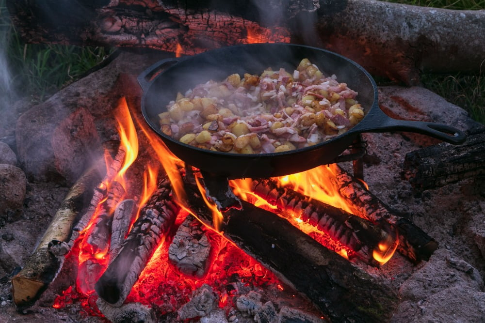 Brambory na ohni lowres