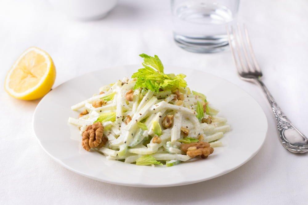 Osvezujici salat Waldorf